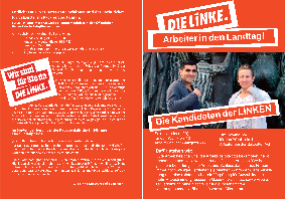 Flyer zum Sozialticket als Download